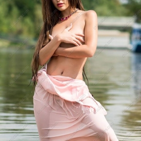 Czech escort beauty Rihanna