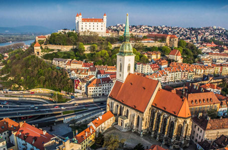Bratislava Escort Service