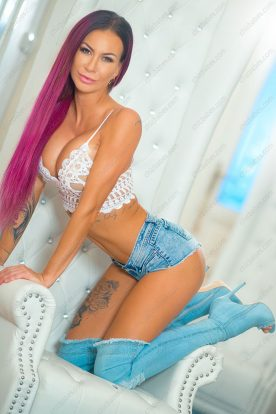 Adorable delightful young escort girl Prague Adriana Grace