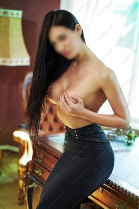 Model escort in Prague - Amy Brooks