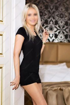 Teen escort girl in Prague