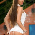 Adorable delightful young escort girl in Prague Adriana Grace