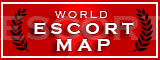 World Escort Map |